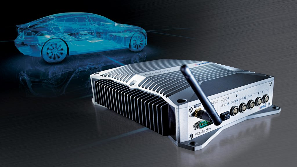 MicroAutoBox MABEX dSPACE Fengco